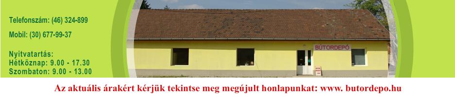 BÚTORDEPÓ Bútorbolt-Bútor Miskolc,Szekrény,Ülőgarnitúra,Konyha ...